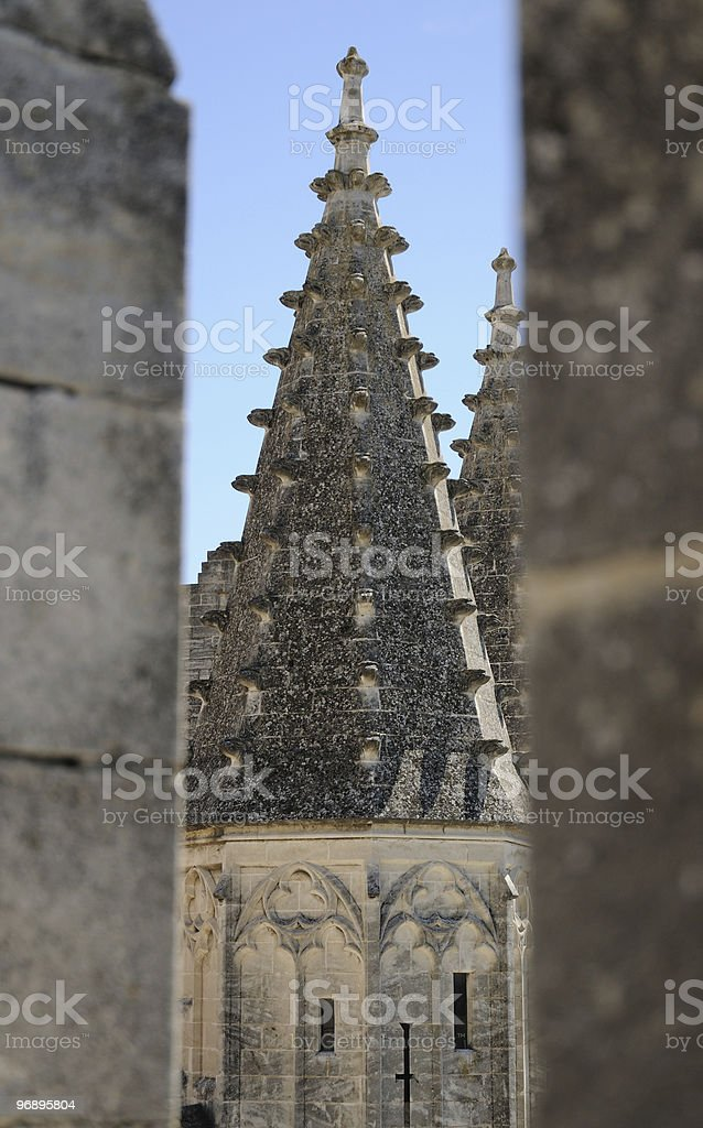 Torre tra la torri royalty-free stock photo