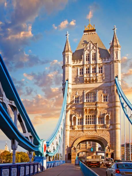 Tower Bridge in London – Foto