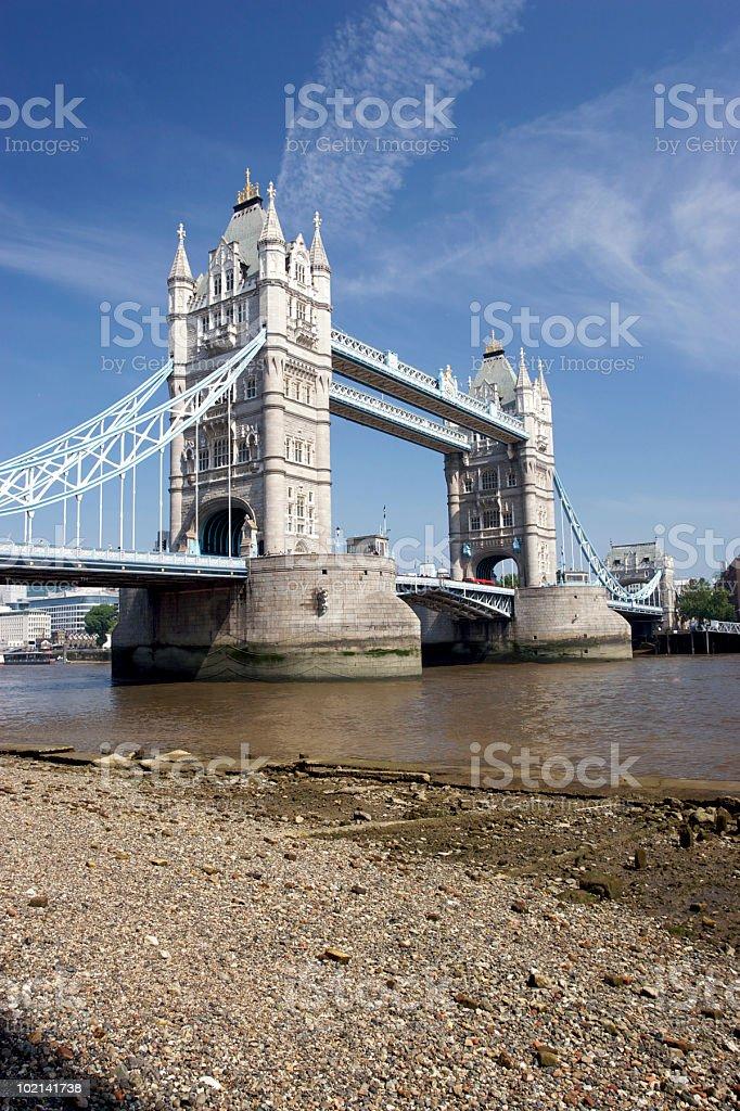 Tower Bridge, London stock photo