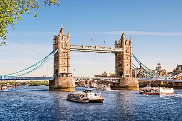 Tower Bridge, London.  tower bridge stock pictures, royalty-free photos & images