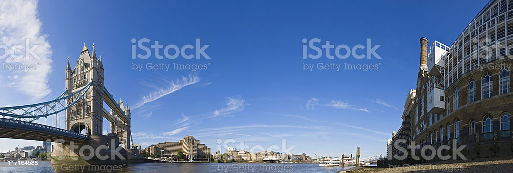 Tower Bridge. royalty-free stock photo
