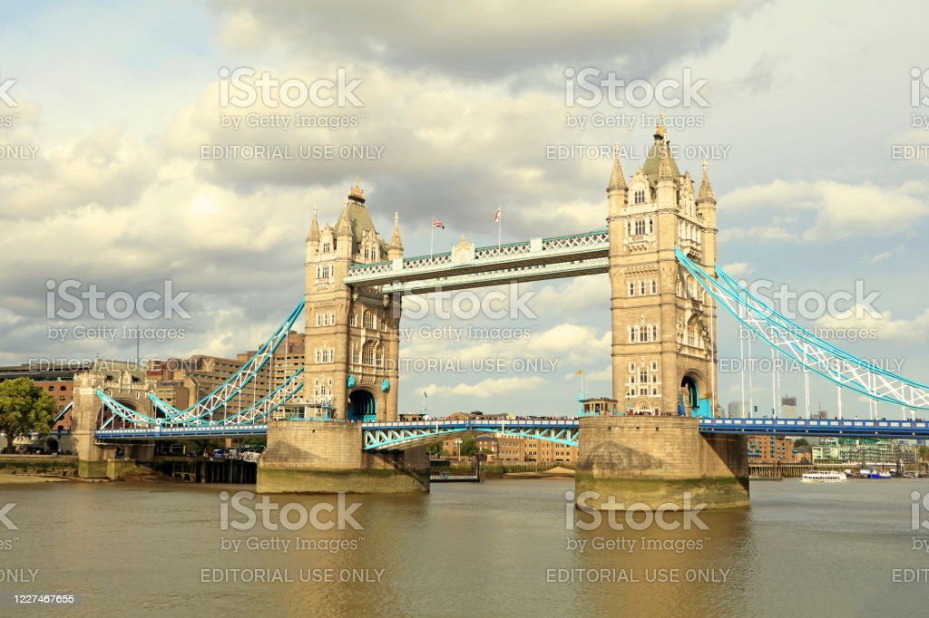 Tower Bridge Tower Bridge in London, United Kingdom. Architecture Stock Photo