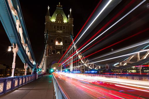 Tower Bridge Stockfoto und mehr Bilder von Architektur