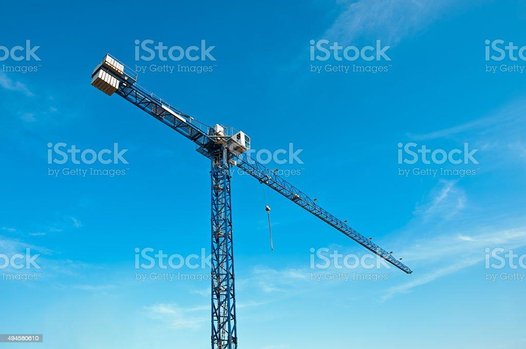 Torre de la grulla - foto de stock