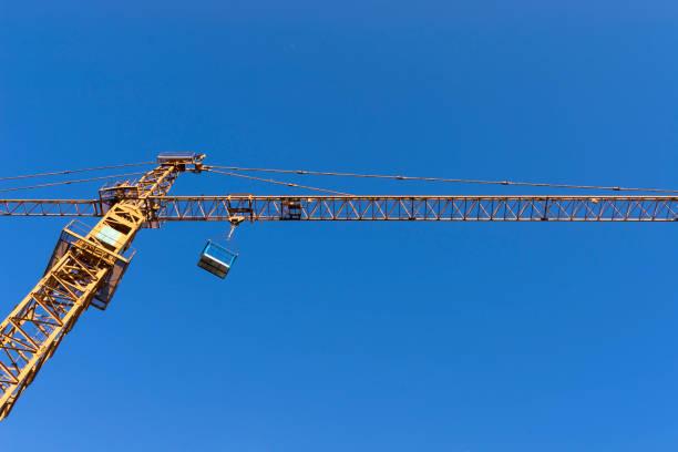 tower crane - foto stock