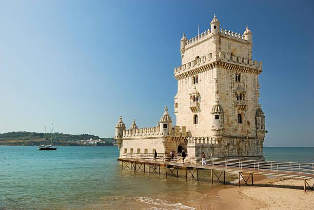 Turm von Belém in Lissabon. – Foto