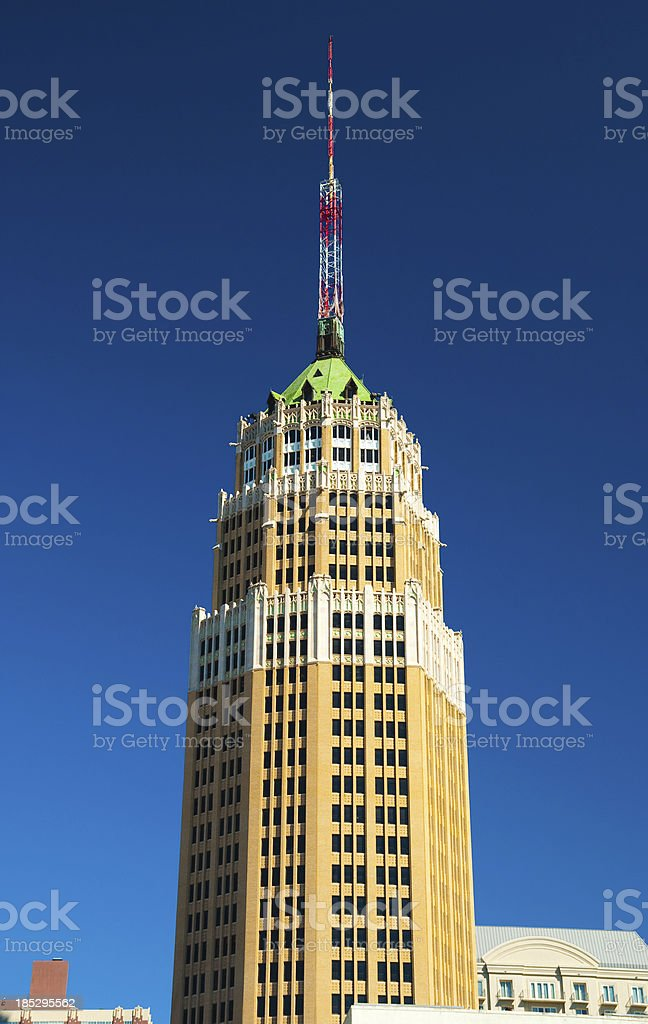 Tower Life Building stock photo