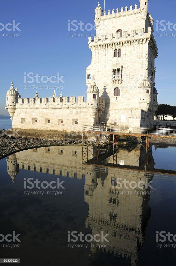 Wieża w Belém - Zbiór zdjęć royalty-free (Antyczny)