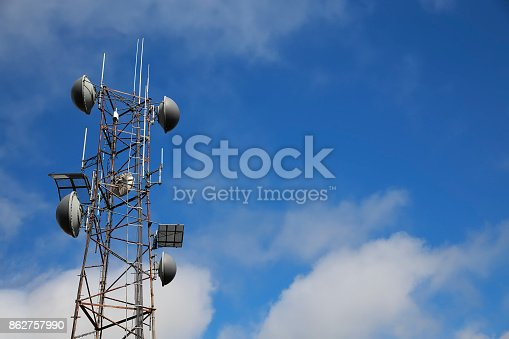 istock tower of mobile communication 862757990