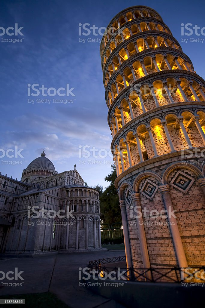 Torre di Pisa royalty-free stock photo