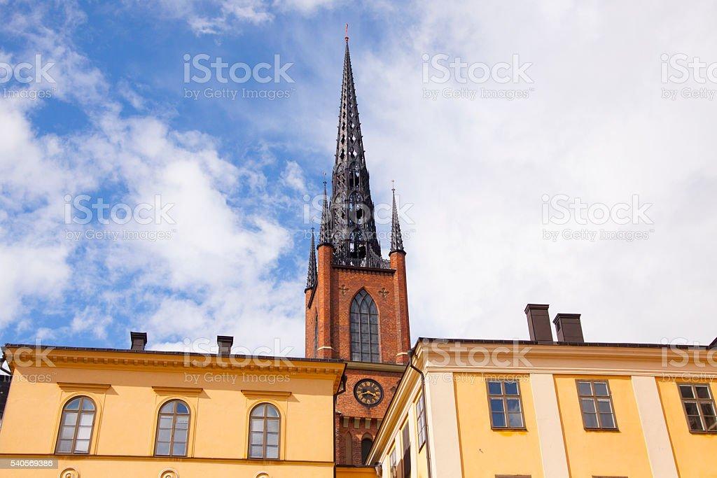 Tower of Riddarholmskyrkan – Foto