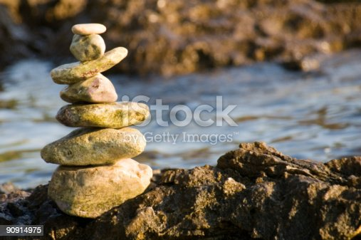 istock tower of stone 90914975