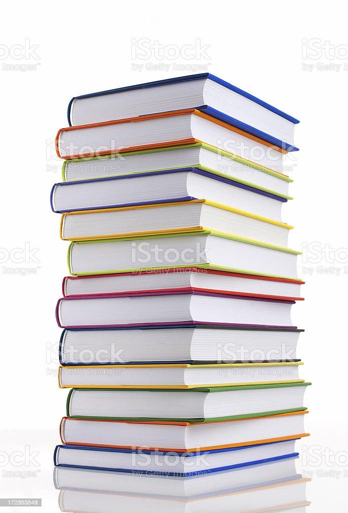 Torre de palabras foto de stock libre de derechos
