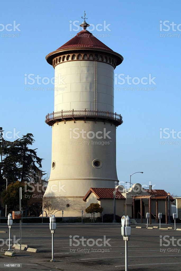 Tower stock photo