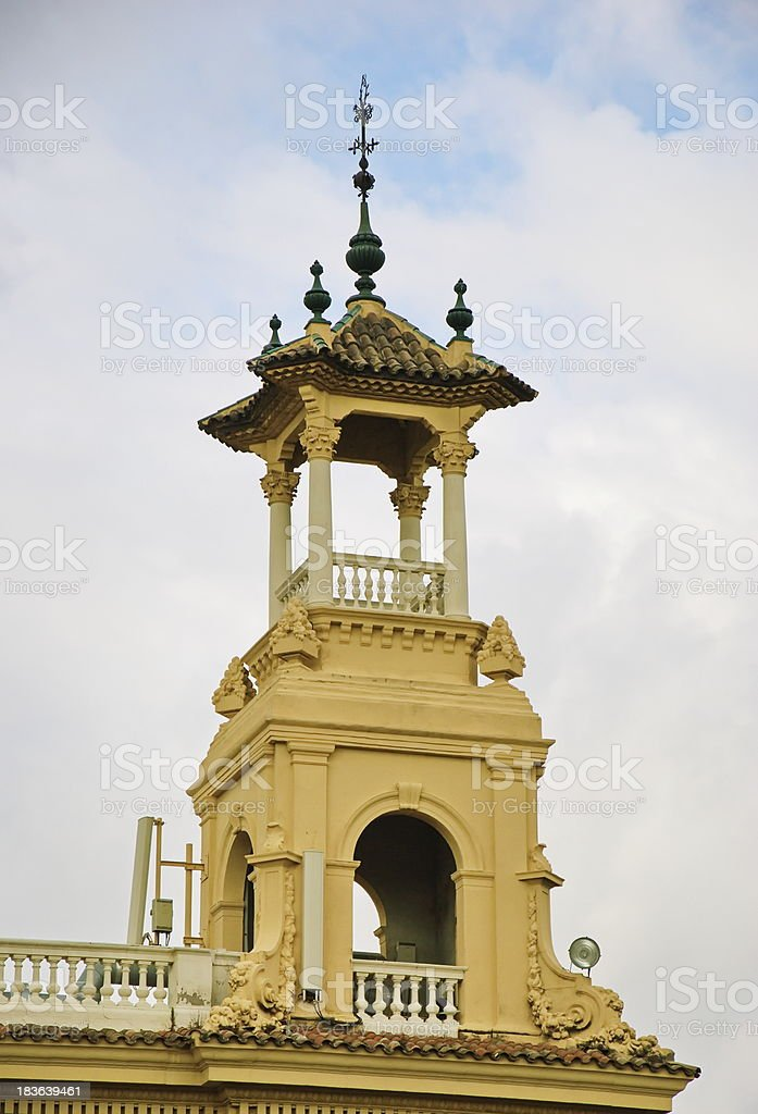 tower royalty-free stock photo