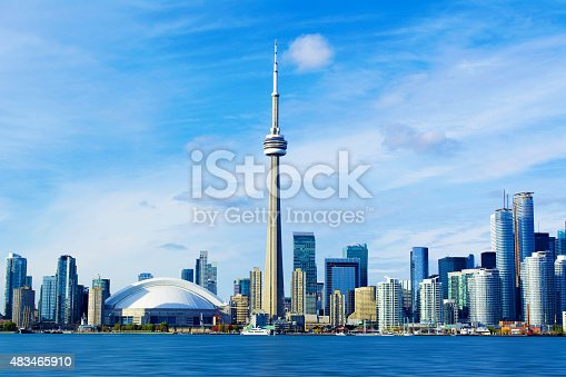 istock CN Tower 483465910