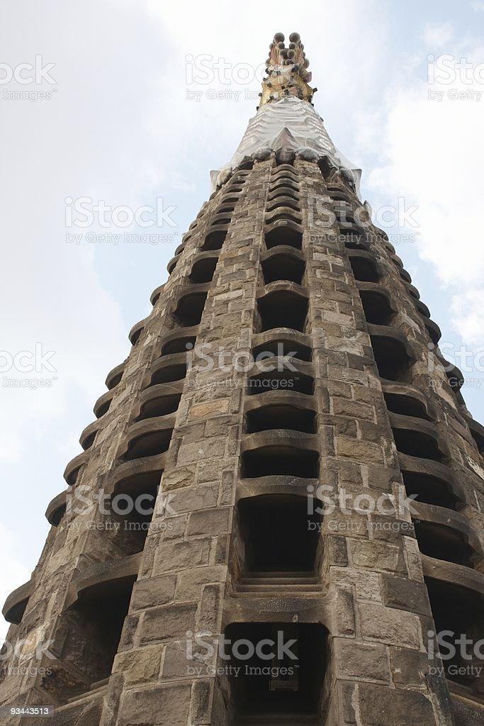 Tower Lizenzfreies stock-foto