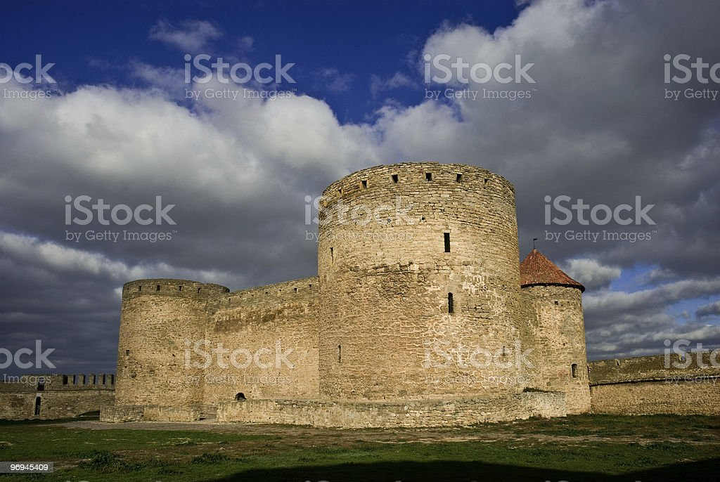Tower. royalty-free stock photo