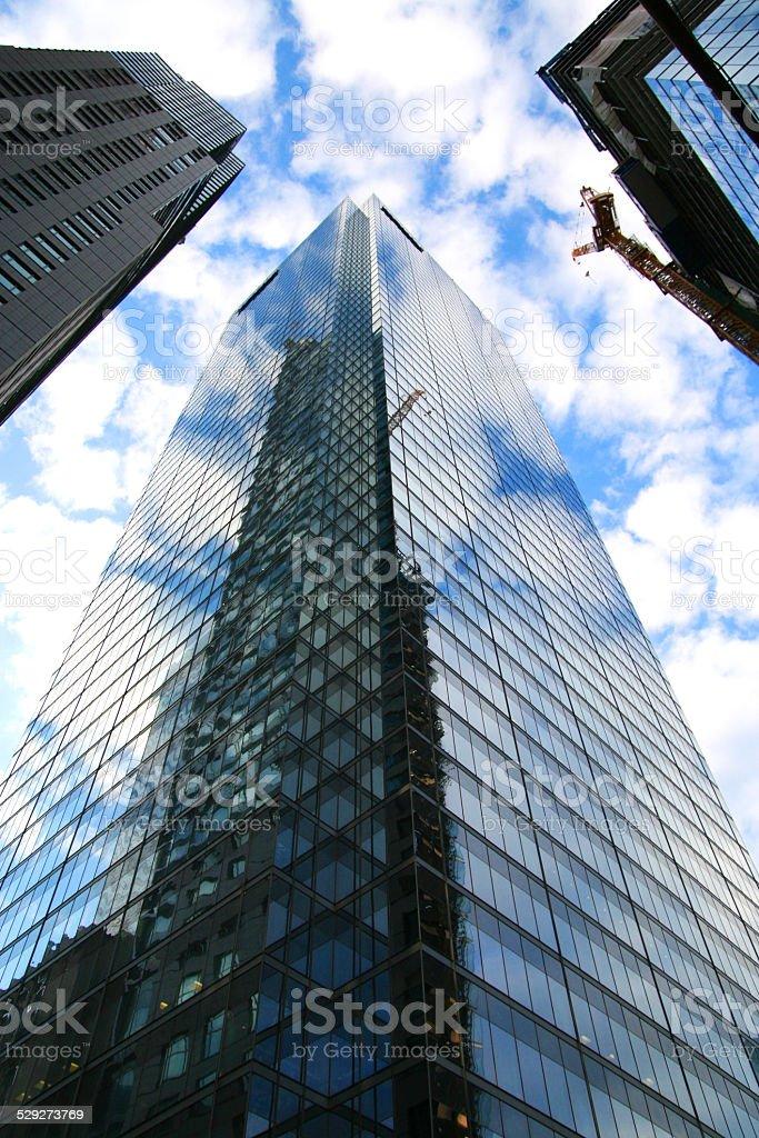 Tower Toronto stock photo