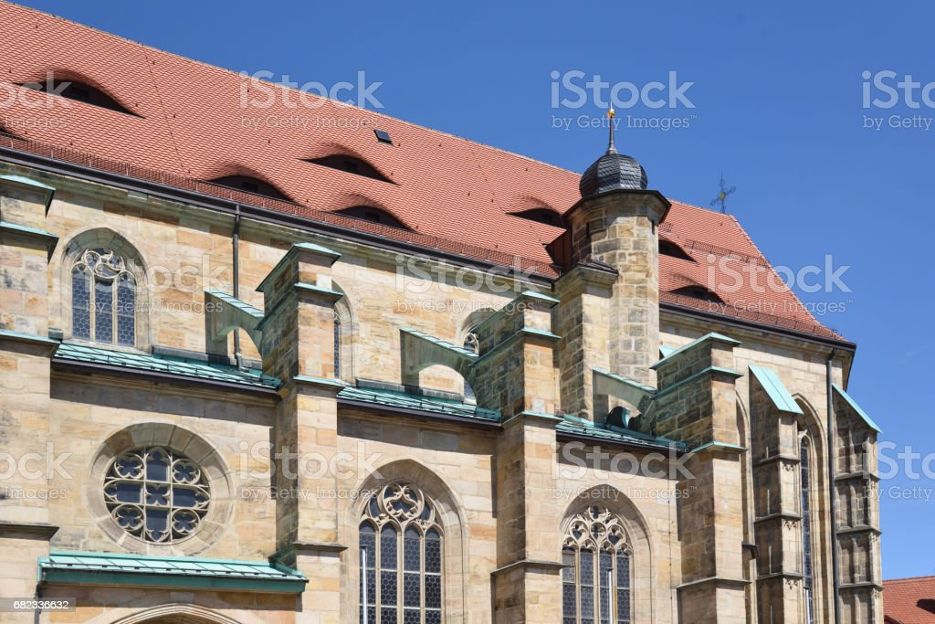 Stadtkirche foto stock royalty-free