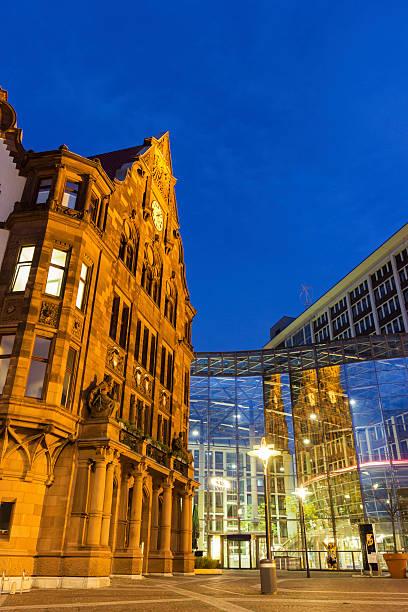 Rathaus in Dortmund aus Deutschland – Foto