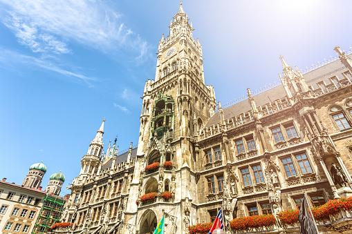 Town Hall in Munich