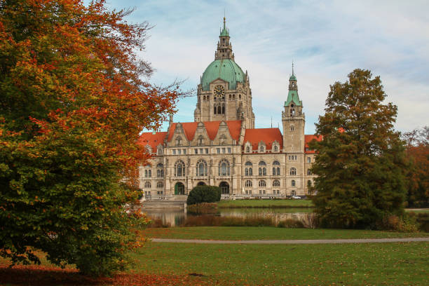 town hall of Hannover, Germany