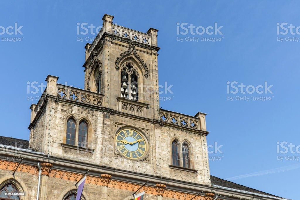 Rathaus von Weimar – Foto
