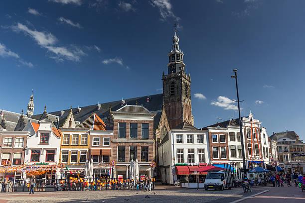 GOUDA, Niederlande – 29. April 2013: TM – Foto