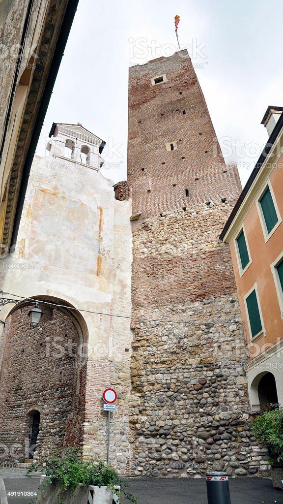 Città di Italia-Bassano del Grappa - foto stock