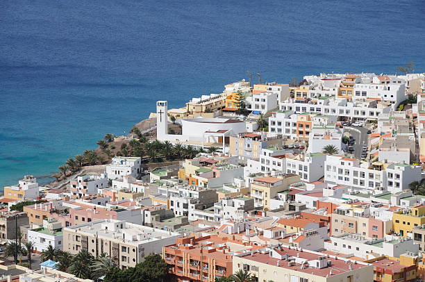 Stadt Morro Jable, Fuerteventura – Foto