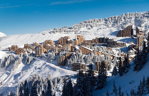 Ville d'Avoriaz - Photo