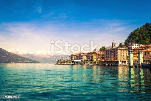 Bellagio on Como Lake