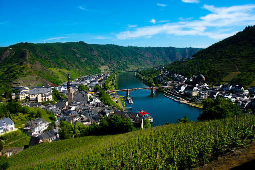 Town of Cochem