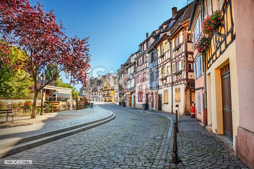 istock Town of Colmar 623069278