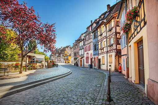 istock Town of Colmar 623069278