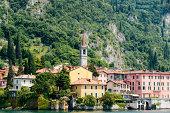 istock Town of Varenna on the shore Lake Como, Italy -XXXL 451144373