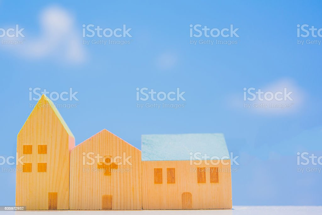 La ciudad  - foto de stock
