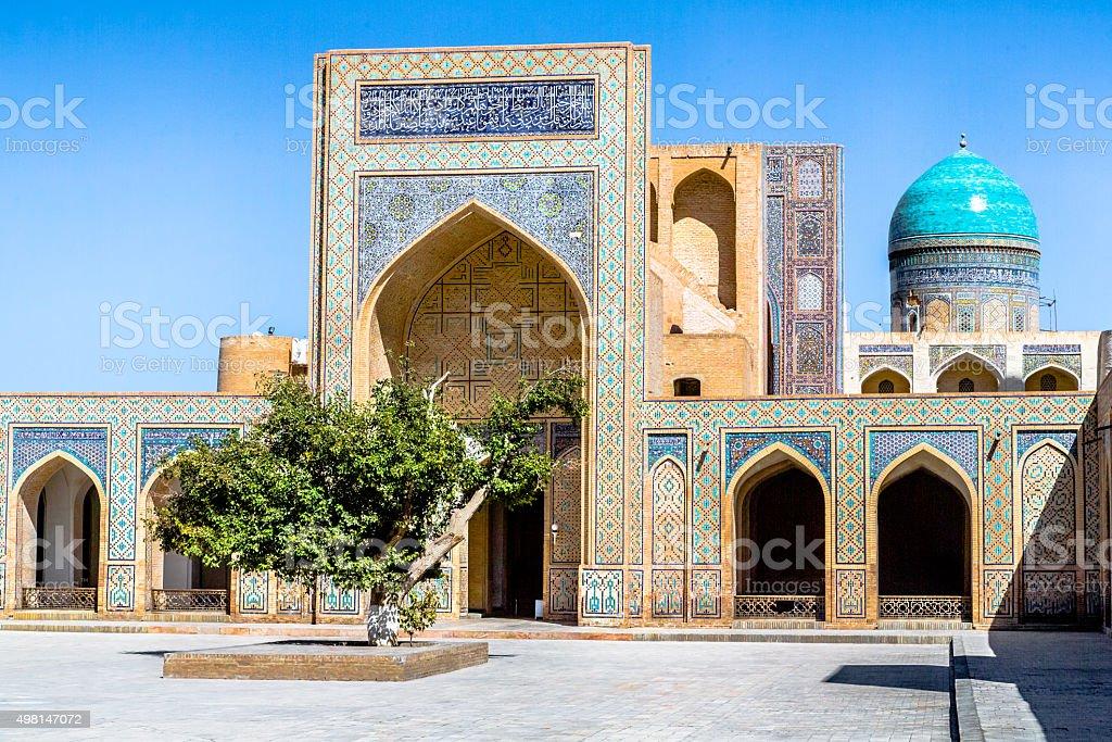 Town Square im Bukhara – Foto