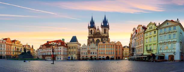 Altstädter Ring in Prag – Foto