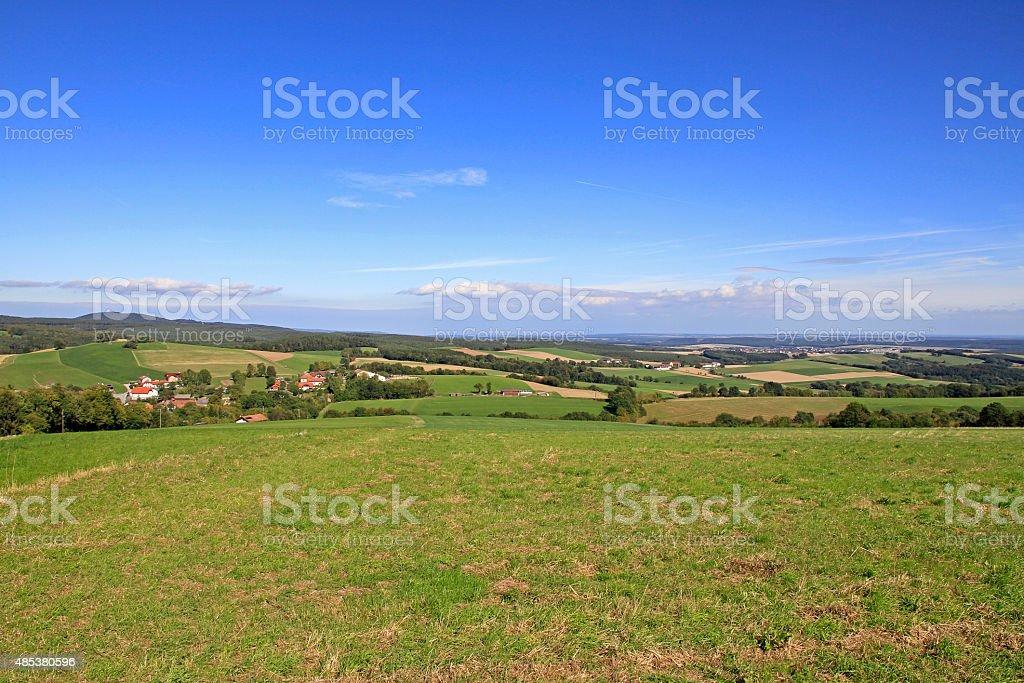 Township of Wiesmath stock photo