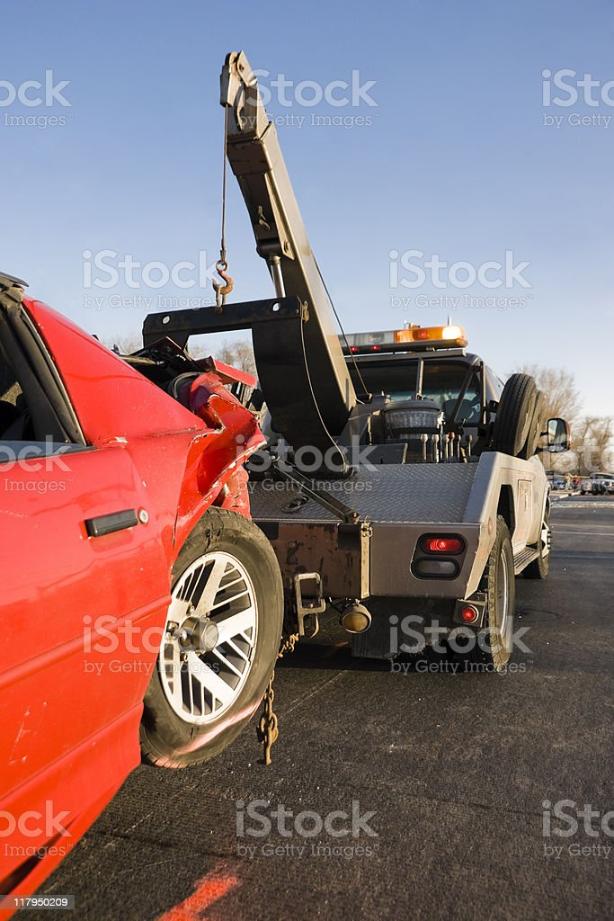 TowTruck stock photo