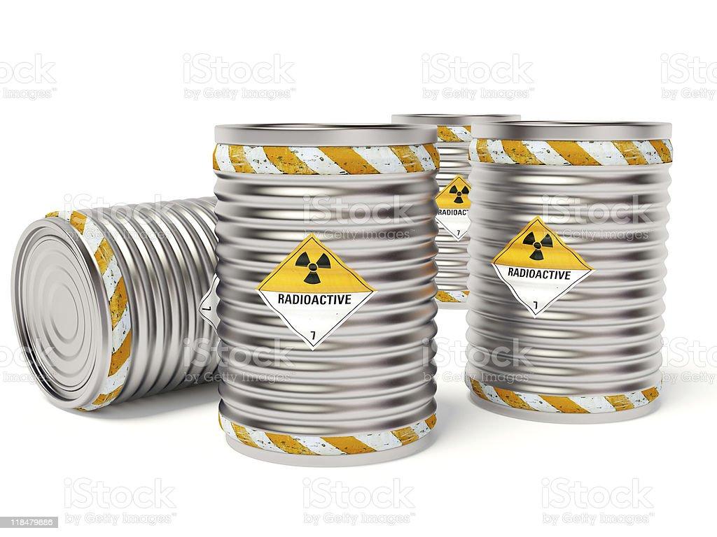 toxic barrel royalty-free stock photo