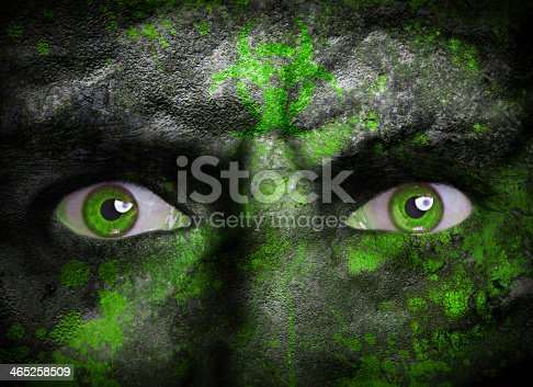 istock Toxic creature 465258509