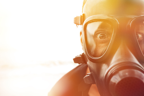 Toxic Environment Stock Photo - Download Image Now
