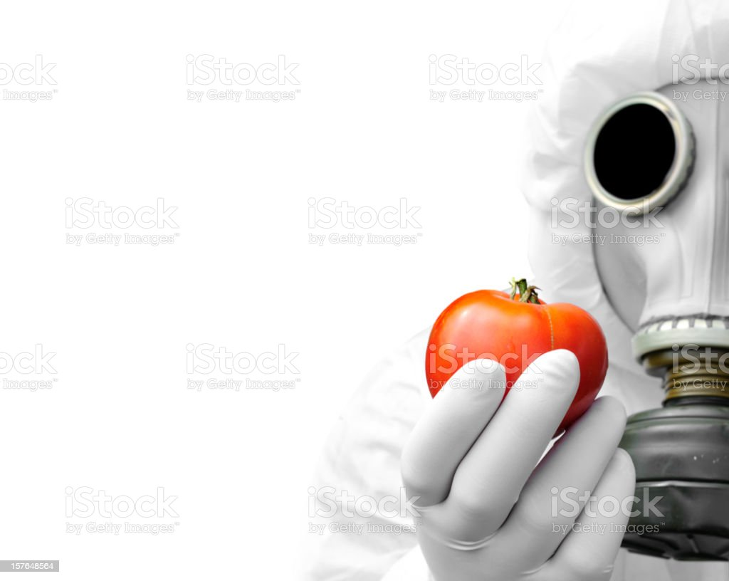 Toxic fruit royalty-free stock photo