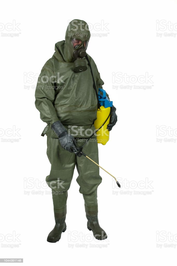 Toxic herbicide - Royalty-free Agriculture Stock Photo