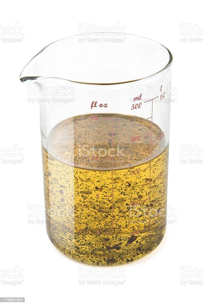 toxic oil royalty-free stock photo