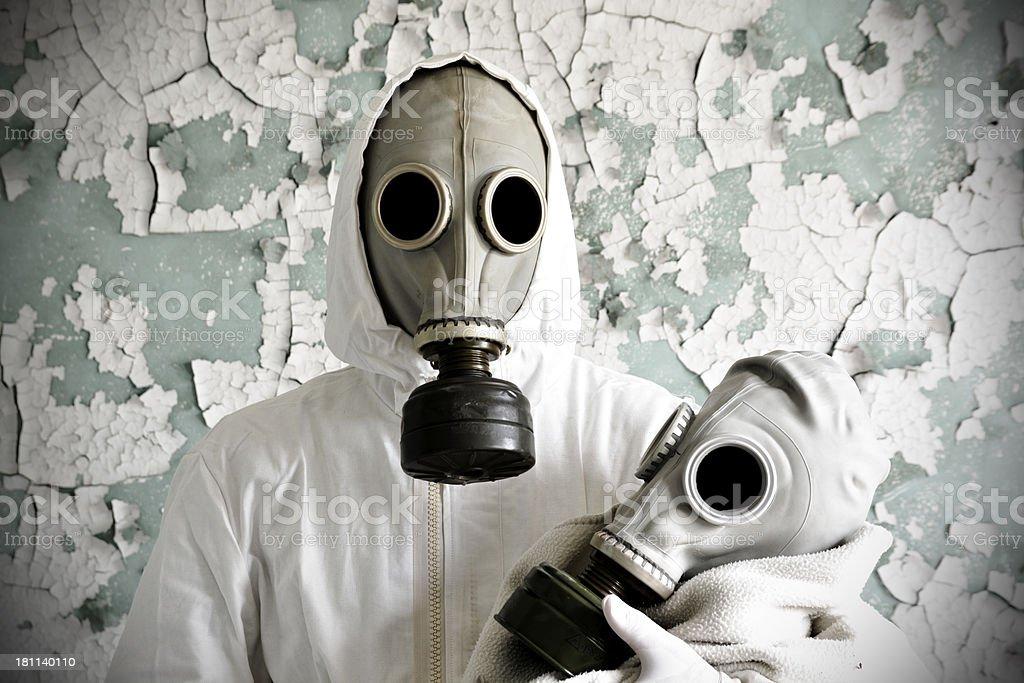Toxic paint royalty-free stock photo