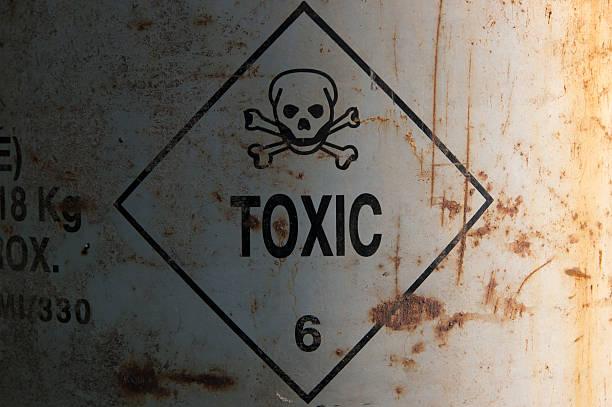 독성 - 독성 물질 뉴스 사진 이미지